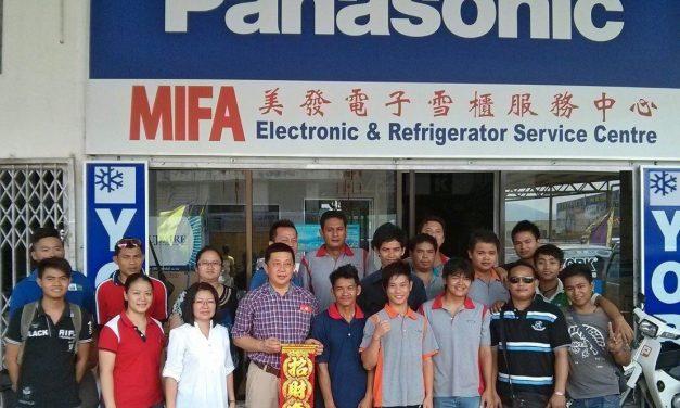 Mifa Aircon Sabah