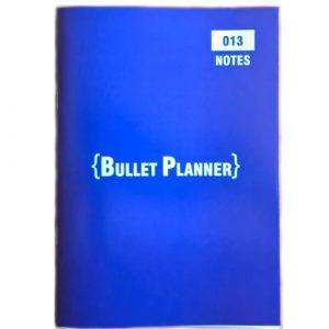 Bullet Planner 013